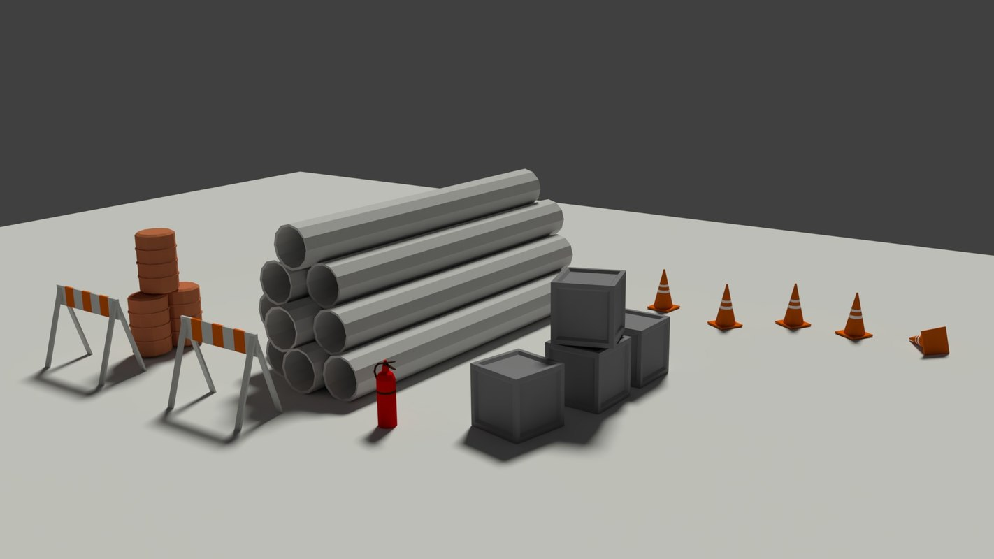 pack industrial model
