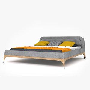 3D geo bed