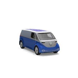 concept ev cargo 3D