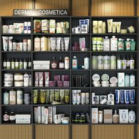 shops pharmacies 3D model