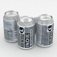 3D model ale ipa