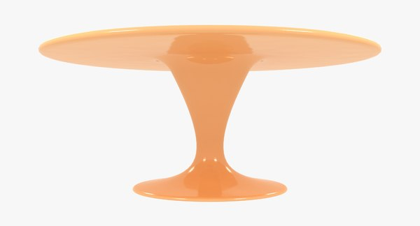 3D saarinen dining table eero