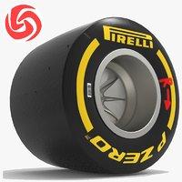 F1 Wheel 2019