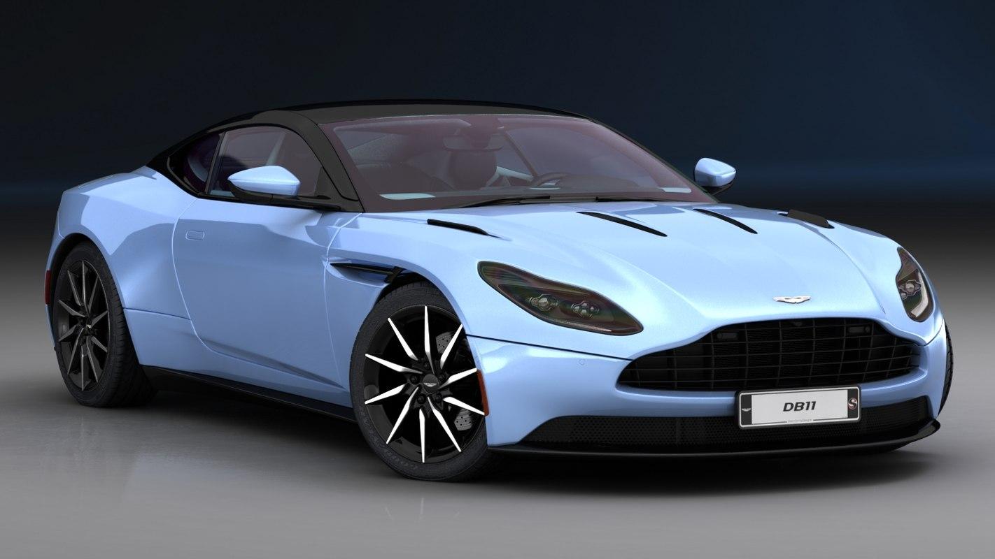 Aston Martin Models >> Aston Martin Db11 2019 Low Interior