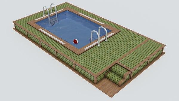 3D garden designed
