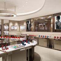 Jewelry Store Interior 1
