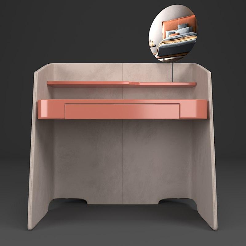 3D model pianca vanity