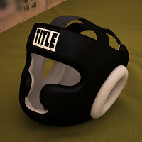 3D headgear head gear