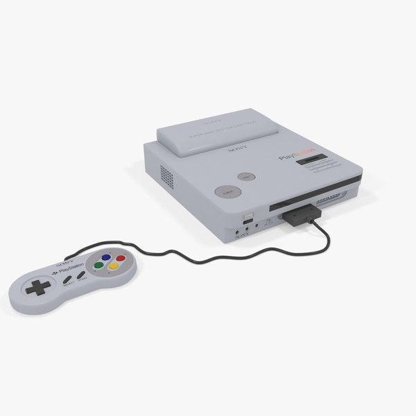 3D gaming consoles
