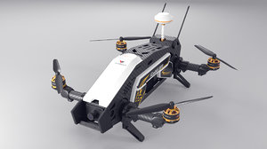 walkera furious 320 drone 3D model