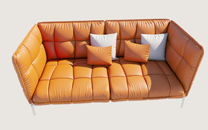3D husk sofa