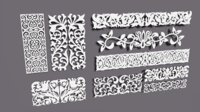 Decorative Carved Collection