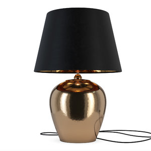 table lamp lallio l 3D model