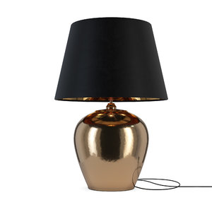 3D table lamp lallio l model