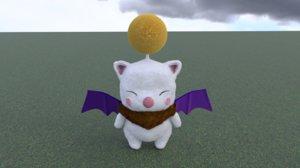 3D moogle