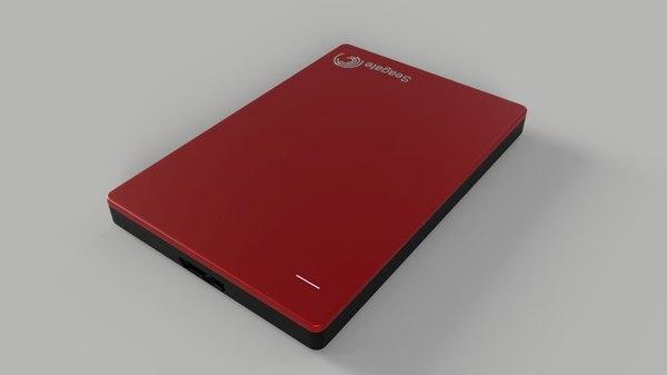3D hard disk