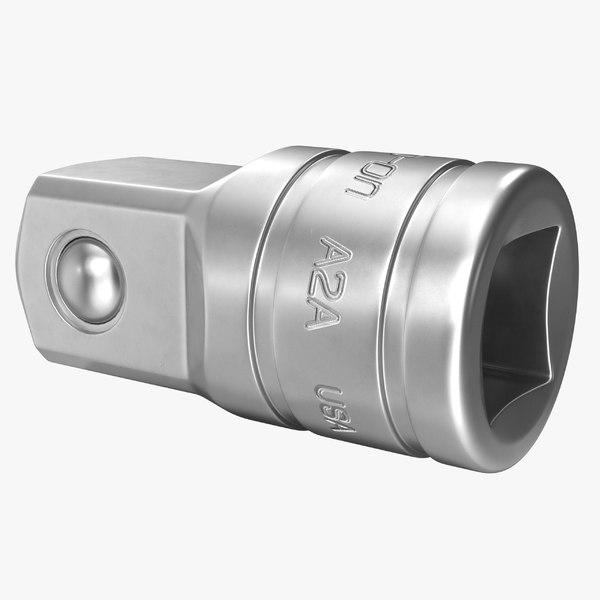 3D socket tool a2a 2