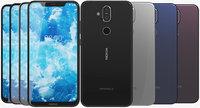 Nokia 8.1 (Nokia 7X) All Colors