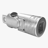 3D model socket tool fu8a 8