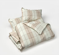 Set of blanket and 2 pillows