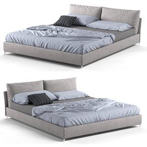 3D bed alivar