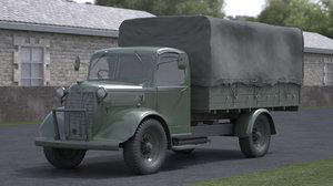 truck 2 ii 3D model