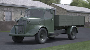 truck 2 ii 3D