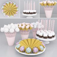 candy bar 2 3D model