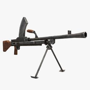 3D bren gun
