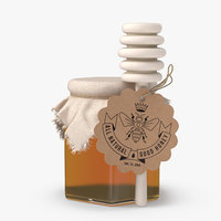 jar honey model