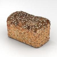 bread 3D