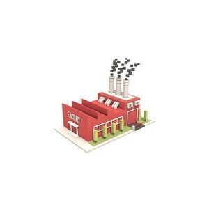 3D simple factory