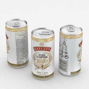 prcr2 alcoholcan 3D model