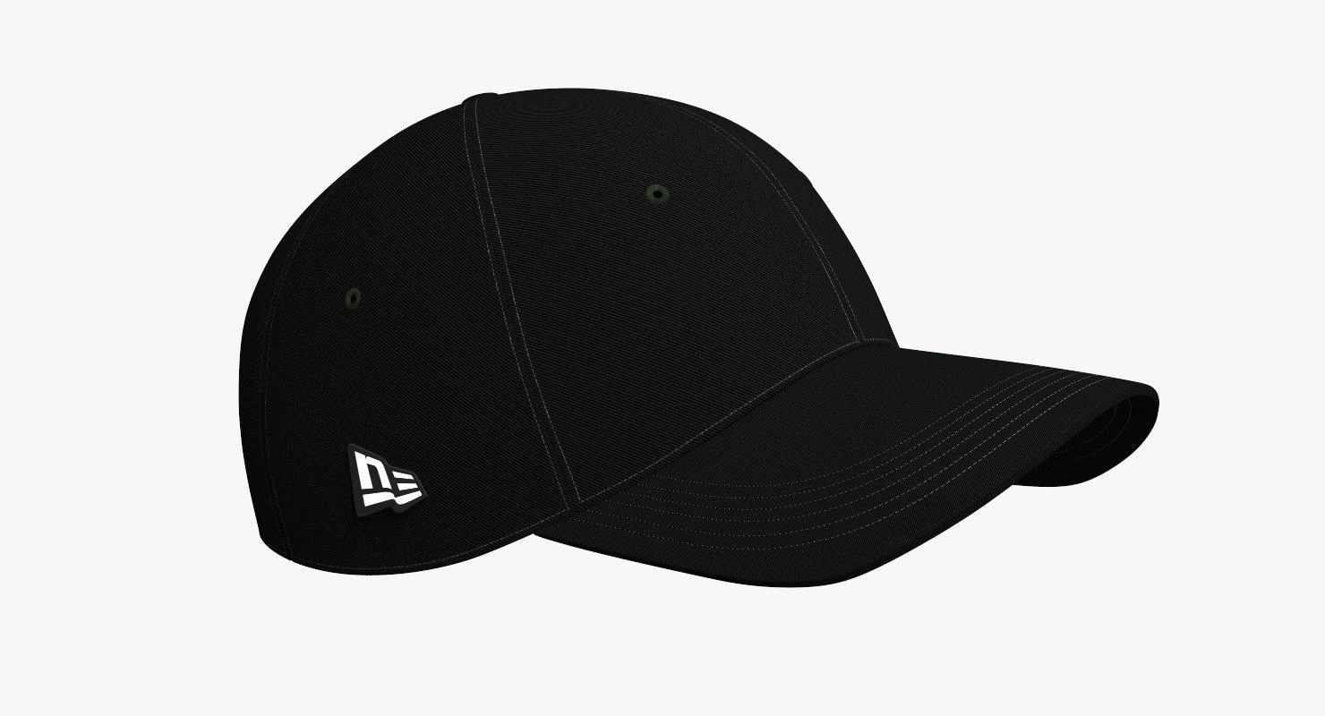 3D baseball cap v3