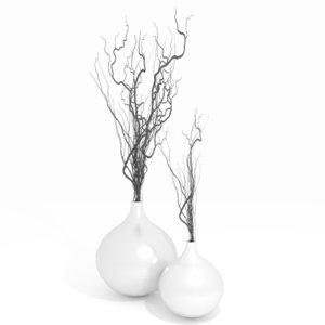 3D design background model