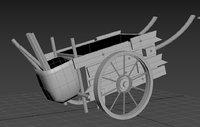 Old Cart Medieval