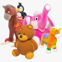 stuffed toys model