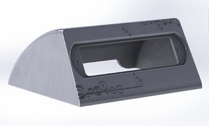 players module 3D model
