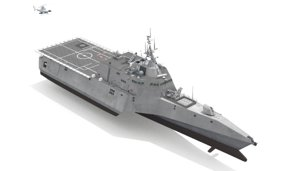 littoral combat independence model