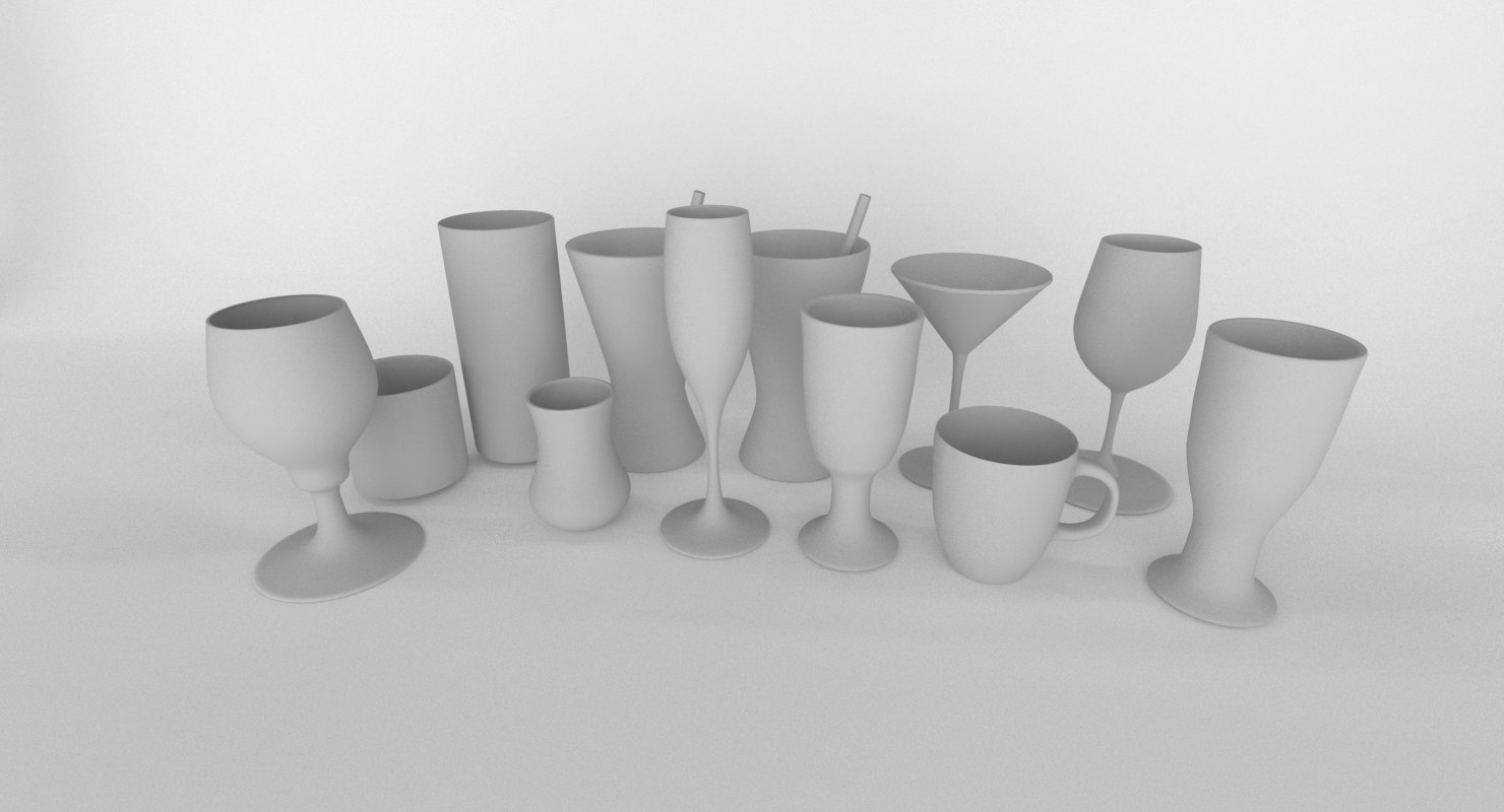 3D 11 pieces