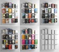 3D model books 03