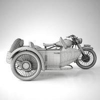 bsa sidecar model