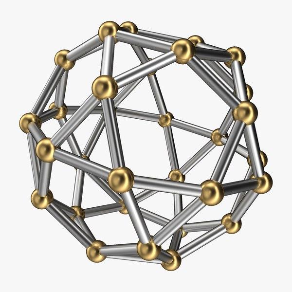 3D object 3 model