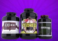 food supplements model