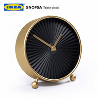 ikea snofsa table clock 3D model