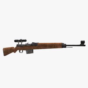 3D g 43 scope model
