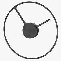 3D clock time