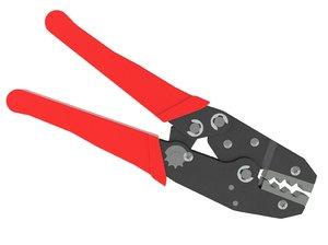 crimping tool 3D