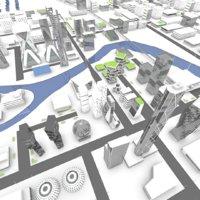 3d 3ds city future