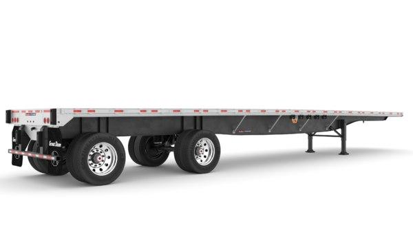 2018 trailer 3D model